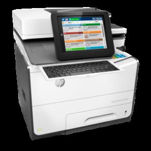 HP DIN A4 Color Multifunktion